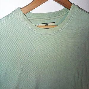 Tommy Bahama Short Sleeve T-Shirt Green Size Large